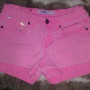 Girls shorts-size 12